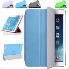 Nuevo Magnético Soporte Inteligente Funda De Cuero Para APPLE iPad 4 3 2 Mini Air