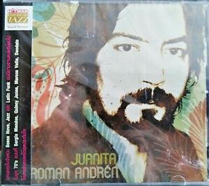 Roman Andren: Juanita (2007) CD Lars Erstand, Brazil Latin Jazz Fusion