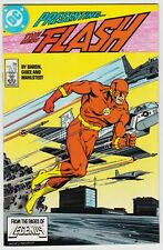 Flash # 1 (1987) Second Series - Wally West - Teen Titans