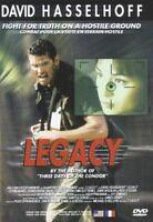 DVD Legacy David Hasselhoff Occasion