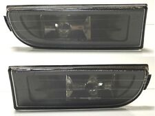 BMW 7 E38 right and left foglights lamps lights set pair 1994-1998  Petrol