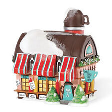 Dept 56 - North Pole - The Lunch Box Cafe