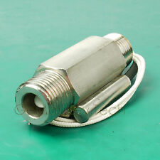 Stainless Steel Water Sensor Flow Switch Magnetic DN15 1/2 Outer Thread