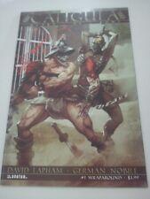 Comics vo Caligula ''Heart of Rome'' 1 wraparound cover