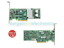 Hot LSI MegaRAID 9261-8i 8-port PCI-Express 6Gb/s SATA/SAS RAID Controller Card