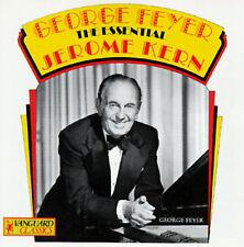 George Feyer: The Essential Jerome Kern George Feyer Audio CD