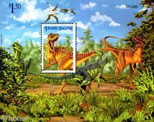 New Zealand 1993 , Prehistoric Animals/Dinosaurs , M/S MNH
