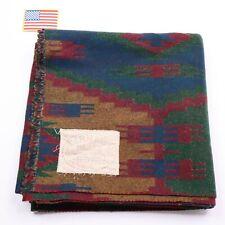 Pendleton Native Pattern Wool Blanket Throw Native Southwestern USA MADE RARE !