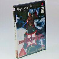 Devil May Cry 3 PS2 Sony Japan Import CAPCOM PlayStation 2 NTSC-J Complete RARE