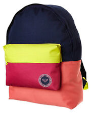 "BRAND NEW + TAG ROXY GIRLS BACKPACK SCHOOL BAG ""SUGAR BABY"" 16L RRP $40 COL BNWT"
