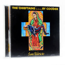 The Chieftains - Featuring Ry Cooder - San Patricio - Good Condition