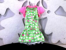 Barbie Doll Party Dress Bolero Jacket Model Muse My Melody Hello Kitty Fashion