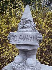 Polite garden Gnome