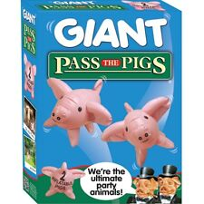Pass The Pigs Giant Inflatable Party Edition Traditional Pig Dice Throwing Game