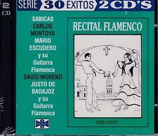 Carlos Montoya,David Moreno,Mario Escudero,Justo de Badajoz,Sabicas 2CD NEW