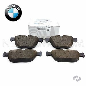 For BMW E70 X5 E71 X6 Front Brake Pad Set Genuine 34 11 6 852 253