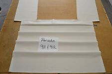 1965 - 1989 PORSCHE 911 912 WHITE HEADLINER USA MADE TOP QUALITY WITHOUT SUNROOF