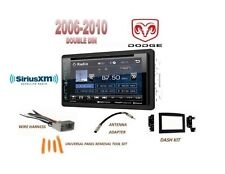 2006-2010 DODGE RAM  BLUETOOTH CD USB SIRIUS XM READY COMBO LCD DVD