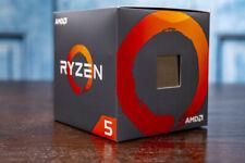 AMD Ryzen 5 1600 ovp mit AMD Lüfter (6x 3.20GHz)