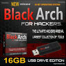 BlackArch For Hackers 16GB USB Cracking/Exploitation/Password Attacks/Forensics