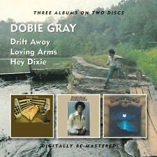 Dobie Gray - Drift Away / Loving Arms / Hey Dixie [New CD] UK - Import