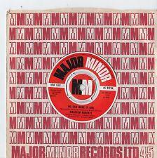 "Malcolm Roberts - We Can Make it Girl 7"" Single 1970"