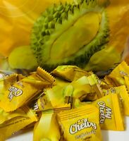 100Tablets My Chewy Milk Candy Durian Flavour Milk Candy Snack Yummy soft toffee