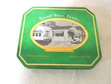 RUSSELL STOVER CANDIES COLLECTIBLE TIN REPRODUCTION ( 1931 COLLECTION)