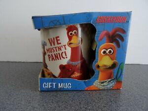 Aardman Dreamworks Chicken Run Mug New Boxed