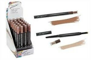 Royal Lashed Out Eyebrow Definer Twist Up Angled Liner Pencil & Brow Powder