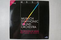 Munich Symphonic Sound Orchestra Pop goes Classic The Sensation of Sound 42