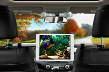 Universal Car Back Seat Headrest Mount Holder for iPad 1 2 3 4 5 & Galaxy Tablet
