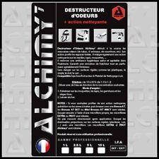 DESTRUCTEUR D'ODEUR PRO ALCHIMY7 1L P-702 XS