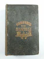 Harper's New Monthly Magazine Vol.14 Dec 1856 To May 1857 E1