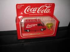 1/43 SOLIDO COCA COLA 1994 RENAULT TRAFIC DELIVERY VAN OLD SHOP STOCK