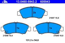 Bremsbelagsatz Scheibenbremse - ATE 13.0460-5943.2