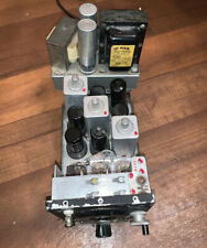 STROMBERG CARLSON MC TUBE AMPLIFIER WITH POWER SUPPLY