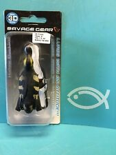 """Savage Gear HD-75-WD Wood Duck 3D Hollow Body Fruck 3"""" Floating Fishing Lure"""