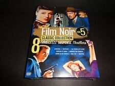 FILM NOIR CLASSIC COLLECTION-Volume Five--8 timeless suspense thrillers-CORNERED