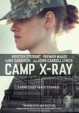 Camp X-Ray Action movie - NEW DVD B5
