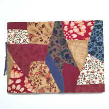 Patchwork Journal Notebook 10.75x7.75 Fabric Hand Made Designer Urban Outfitters