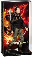The Hunger Games Katniss Everdeen Barbie Black Label Mattel