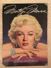 Marilyn Monroe Retro Vintage Metal Sign Poster Style Bar Home Wall Decor Rare