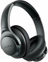 Soundcore Life Q20 Bluetooth Headphones, Active Noise Cancellation, 30 Hours