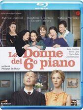 Blu Ray Le Donne Del 6° Piano  ......NUOVO