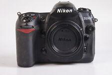 Nikon d 200 Body, boîtier Auslösungen, shuttercount; 20 920 clics