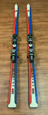 Vintage K2 USA Three 78 178cm Downhill Skis w/Marker M31 Bindings EXCELLENT