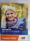 Consumer Cellular Moto G Power (64GB) - Gray photo