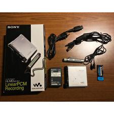 SONY MZ-RH1 MiniDisc Walkman Player