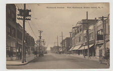 PORT RICHMOND SECTION, RICHMOND AVE  RETAIL SECTION, STATEN ISLAND NYC